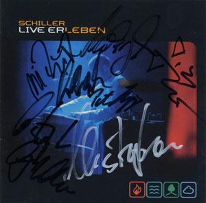 Schiller - Live ErLeben